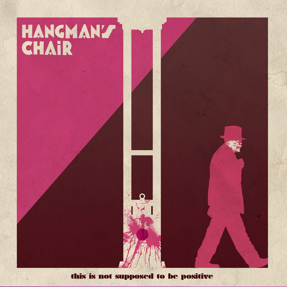 HANGMAN'S CHAIR This is not supposed to be positive ​2x12