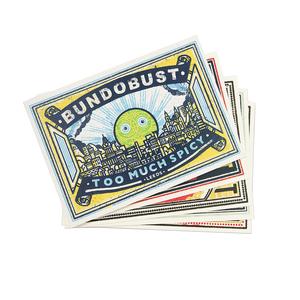 Set of 5 Postcards (Leeds)