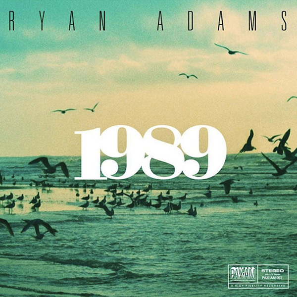 Ryan Adams - 1989 2xLP
