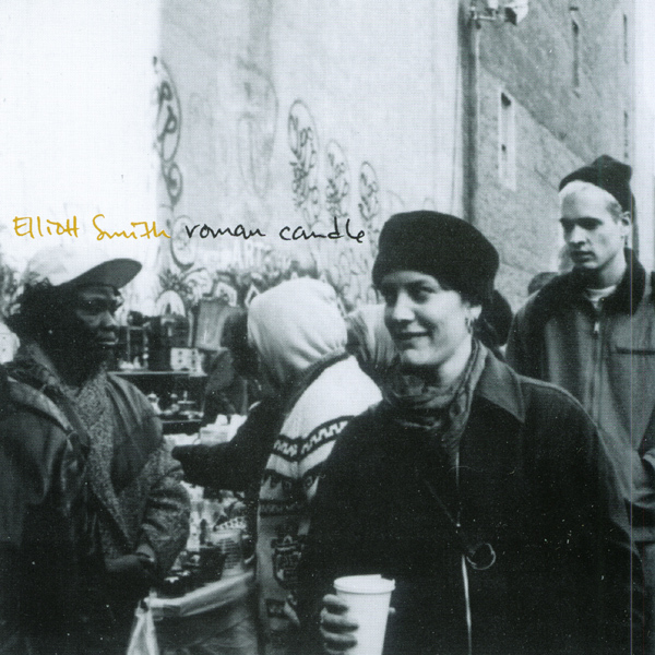 Elliott Smith - Roman Candle LP