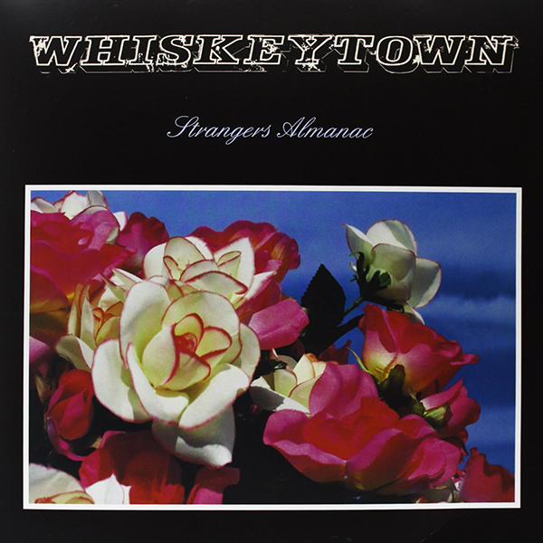 Whiskeytown - Stranger's Almanac 2xLP