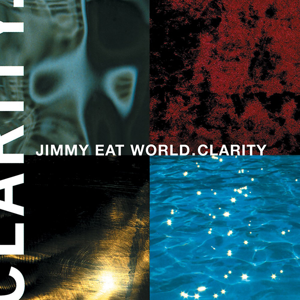 Jimmy Eat World - Clarity 140 Gram Edition 2xLP