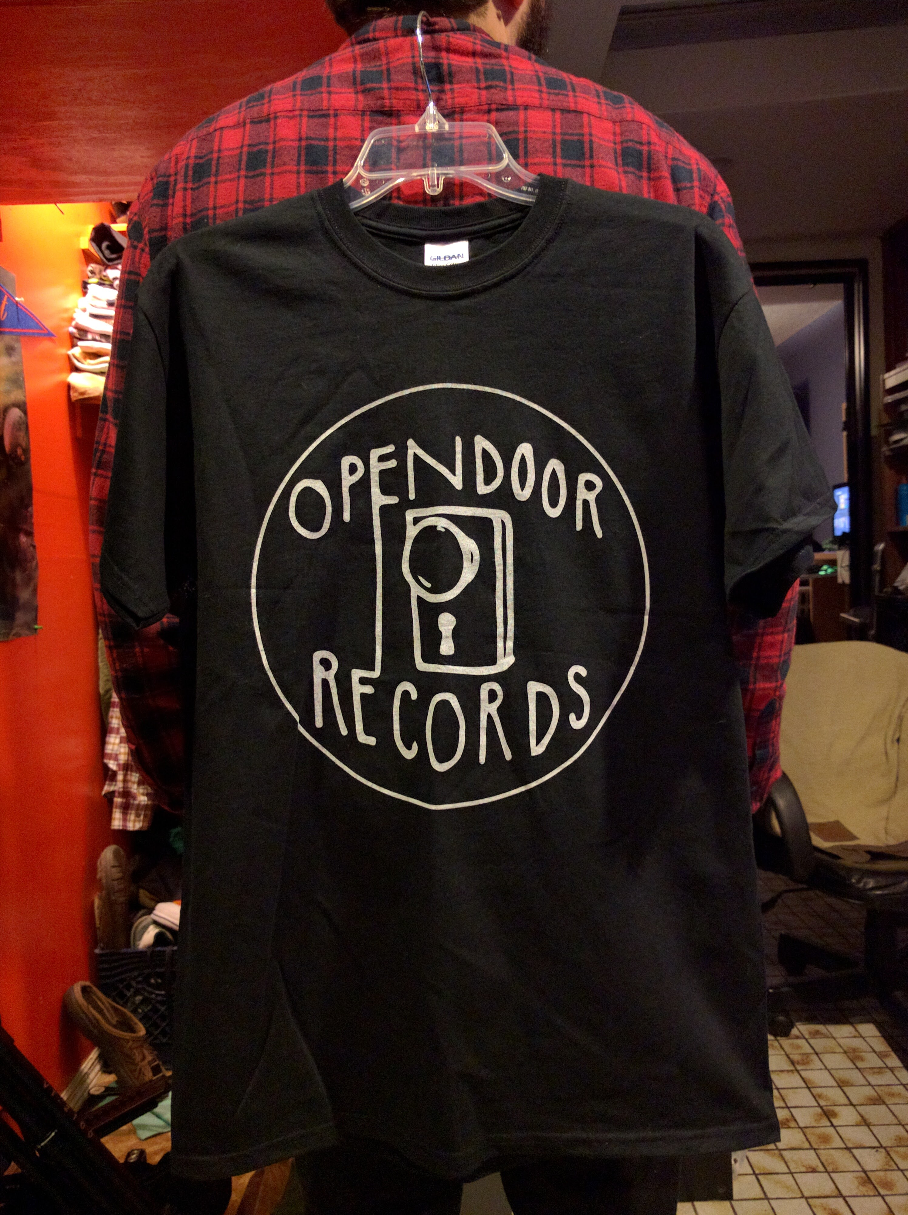 New ODR LOGO Shirt