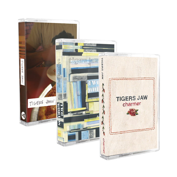 Tigers Jaw Bundle - Discography LP/CS/CD/Digital