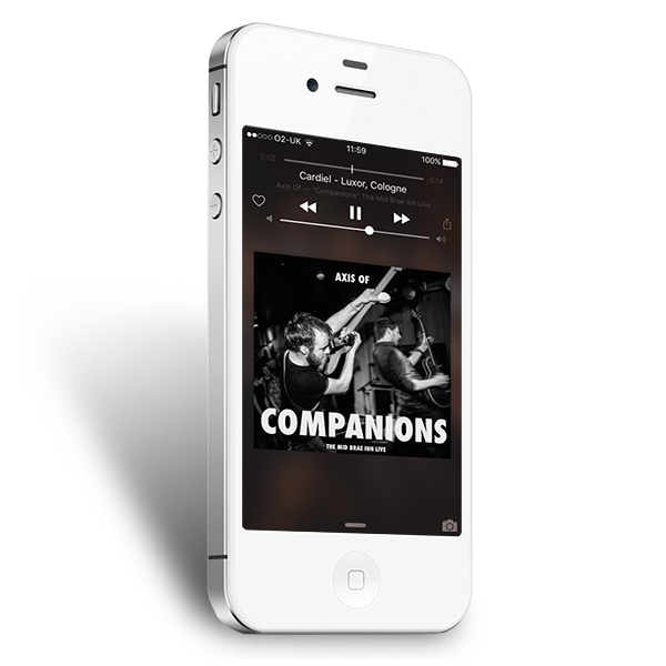 Axis Of - Companions Live Album