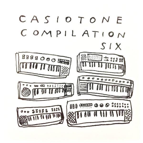 casiotone compilation 6- 3 u0026quot  cd