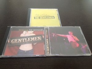 The Gentlemen - First 3 CD Pack. 37 songs for $15.