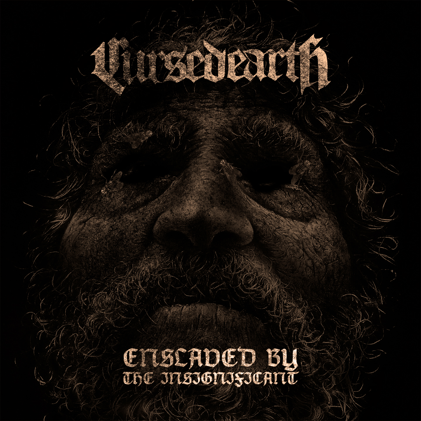Cursed Earth - Enslaved By The Insignificant flexidisc