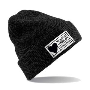 The Saddest Landscape - Darkness Forgives Sewn Label Knit Hat