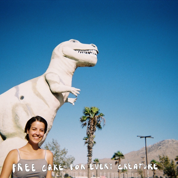 Free Cake For Every Creature 'Talking Quietly of Anything With You' (LP/MP3)