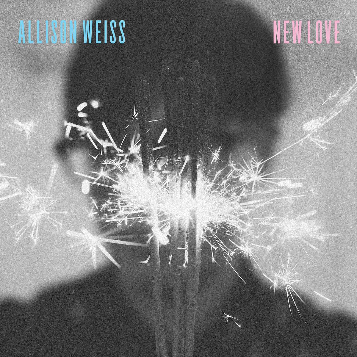 Allison Weiss - New Love LP