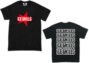 ICE GRILL$ - Red Star Shirt