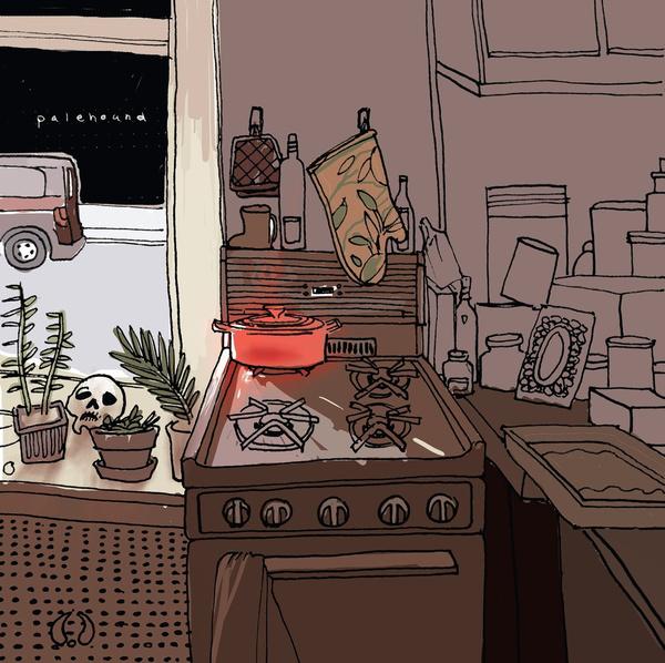 Palehound - Kitchen