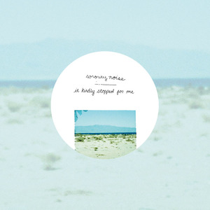 Sorority Noise - It Kindly Stopped for Me Button