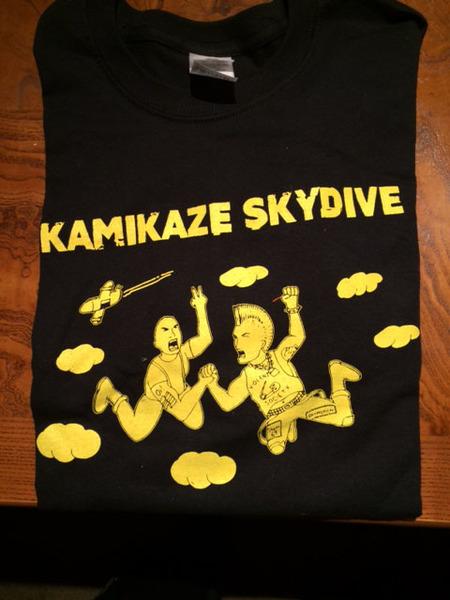 Kamikaze Skydive T-Shirt