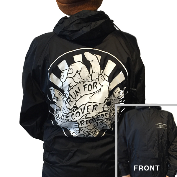 Run For Cover - Hand Logo Windbreaker