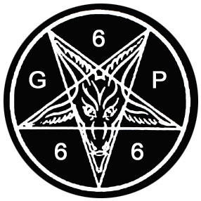 Guerilla Poubelle - Badge 666