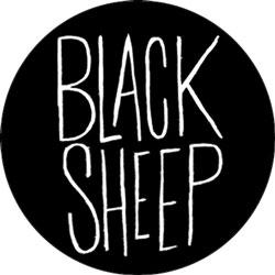 Black Sheep - badge logo 2016