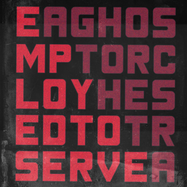 Employed To Serve / A Ghost Orchestra - Split