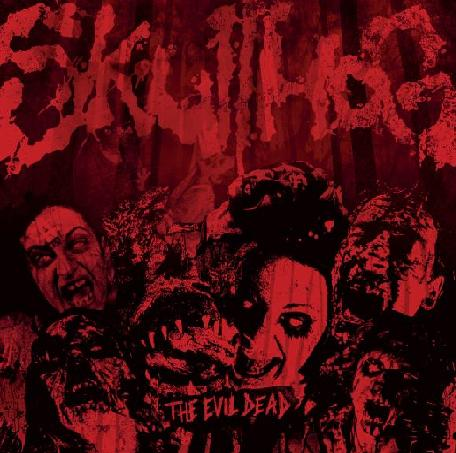 SKULLHOG The Evil Dead split 12