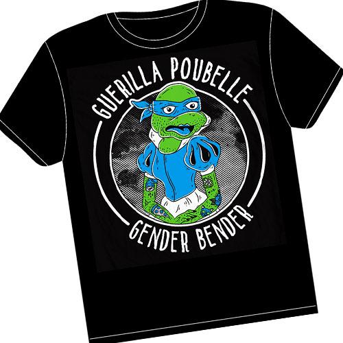 Guerilla Poubelle - Tshirt Gender Bender