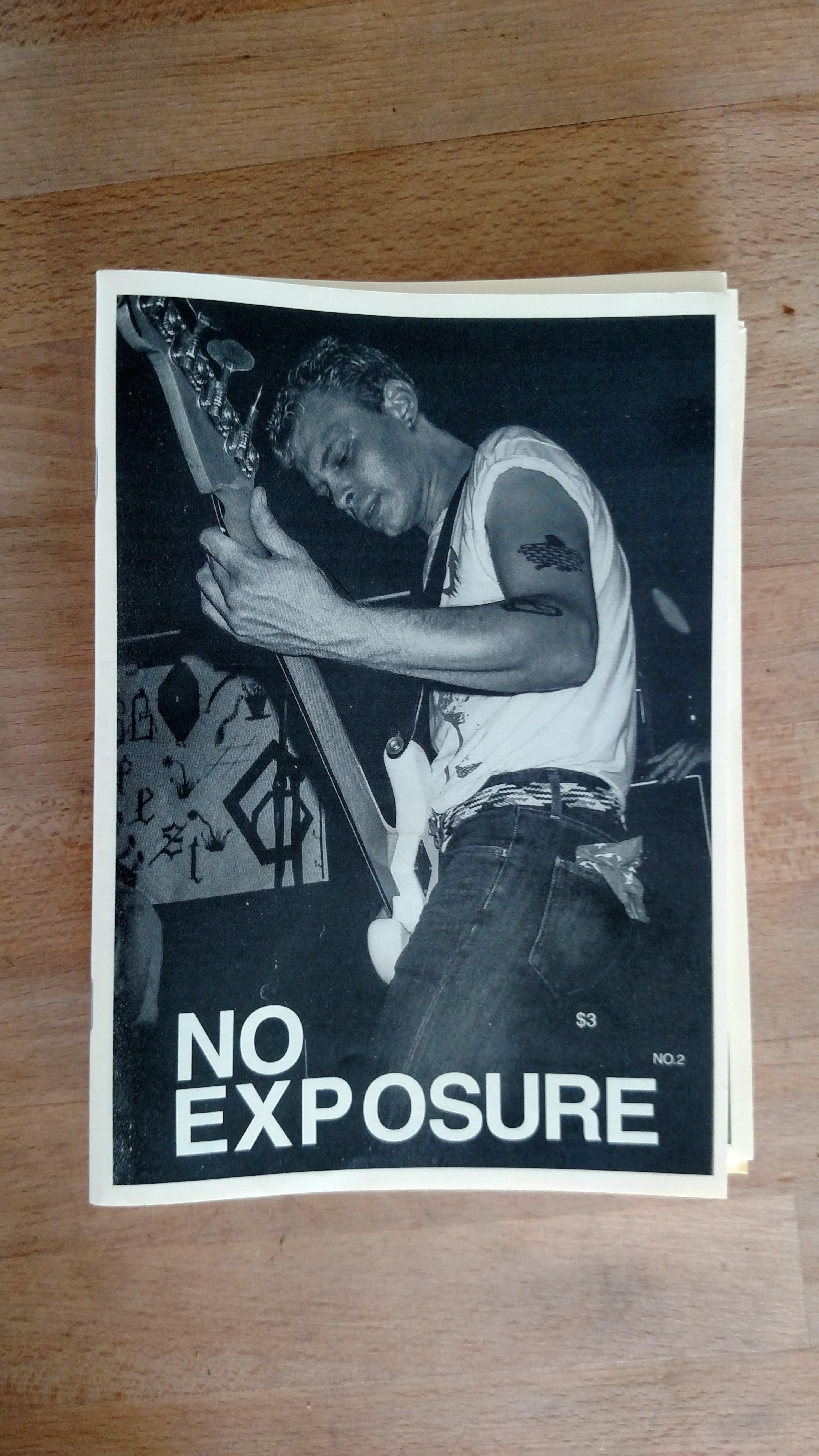 No Exposure Zine #2