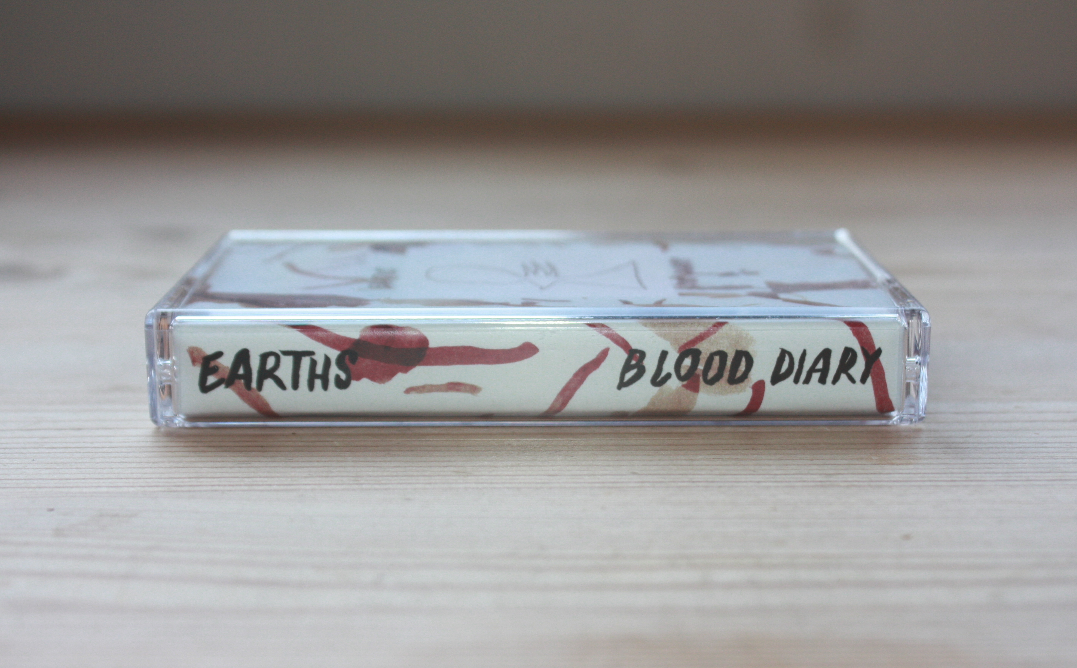 Earths - Blood Diary