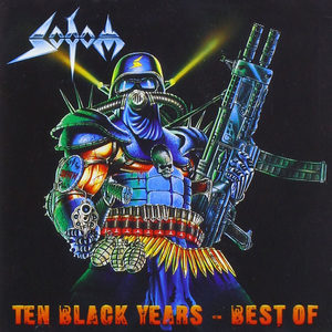 Sodom - Ten Black Years - Best Of