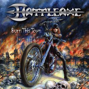 Battleaxe - Burn This Town (Re-Release)