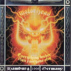 Motörhead - Everything Louder Than Everyone Else