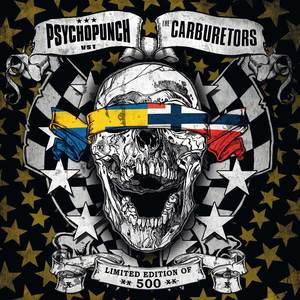 Psychopunch/The Carburetors - Split Single