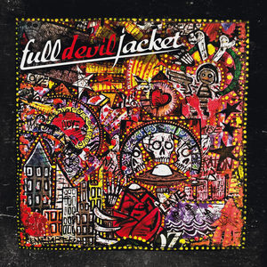 Full Devil Jacket - Valley Of Bones