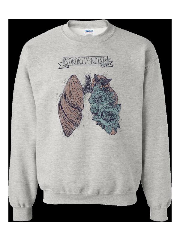 Lungs Crewneck Sweatshirt
