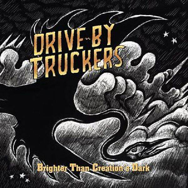 Drive-By Truckers - Brighter Than Creation's Dark 2xLP