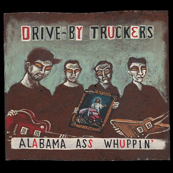 Drive-By Truckers - Alabama Ass Whuppin' 2xLP