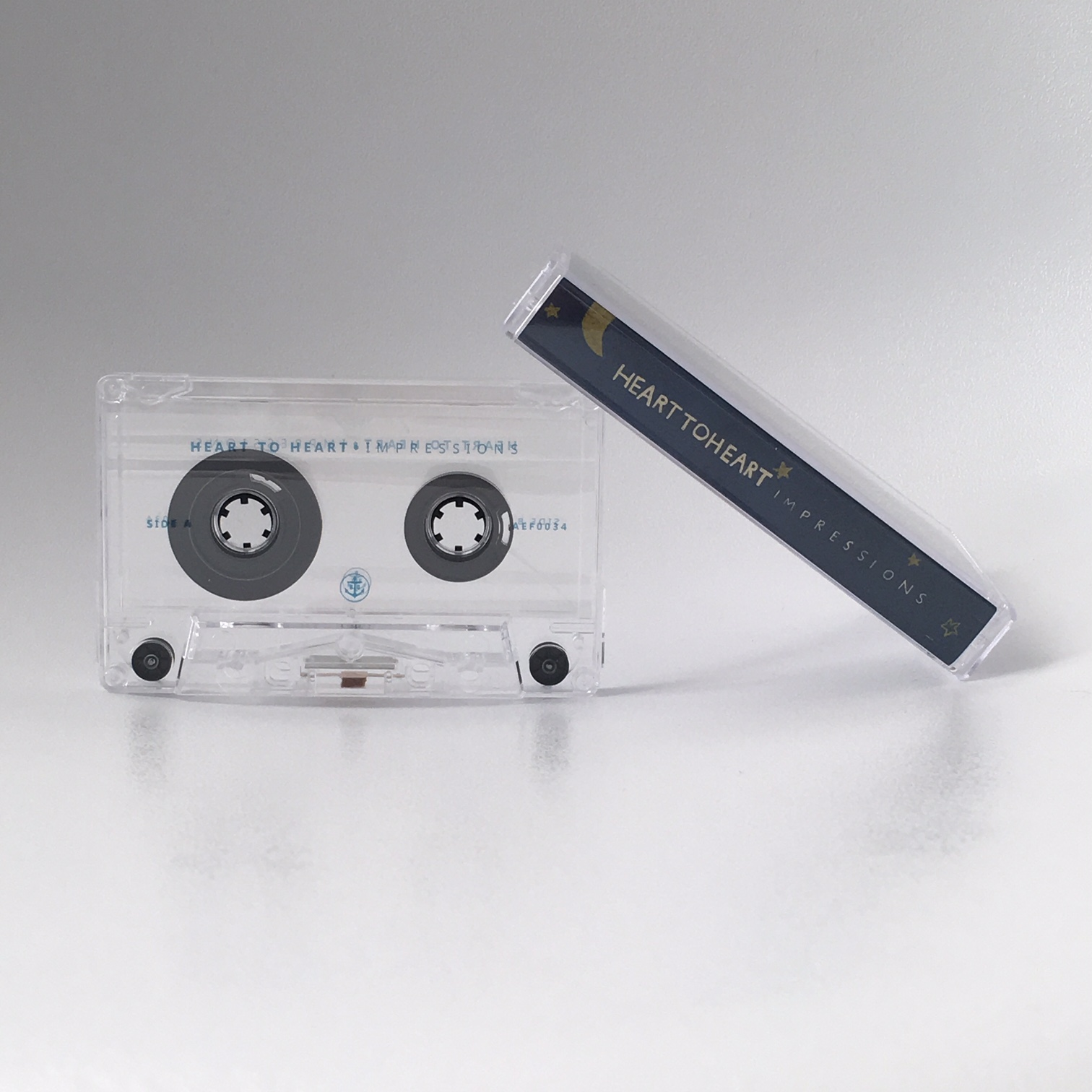 Heart to Heart - Impressions (cassette)