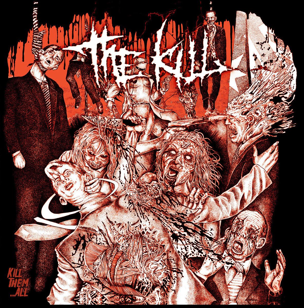 THE KILL Kill Them...All 12