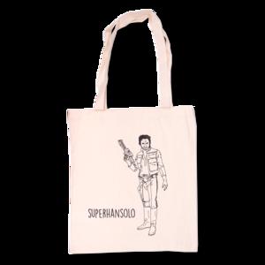 Superhans Tote Bag