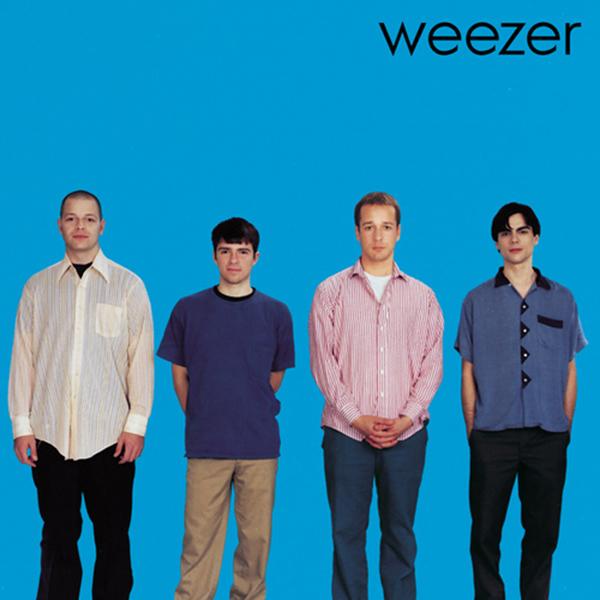 Weezer - Blue Album LP