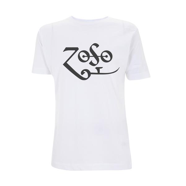 Classic Zoso T-Shirt (White)