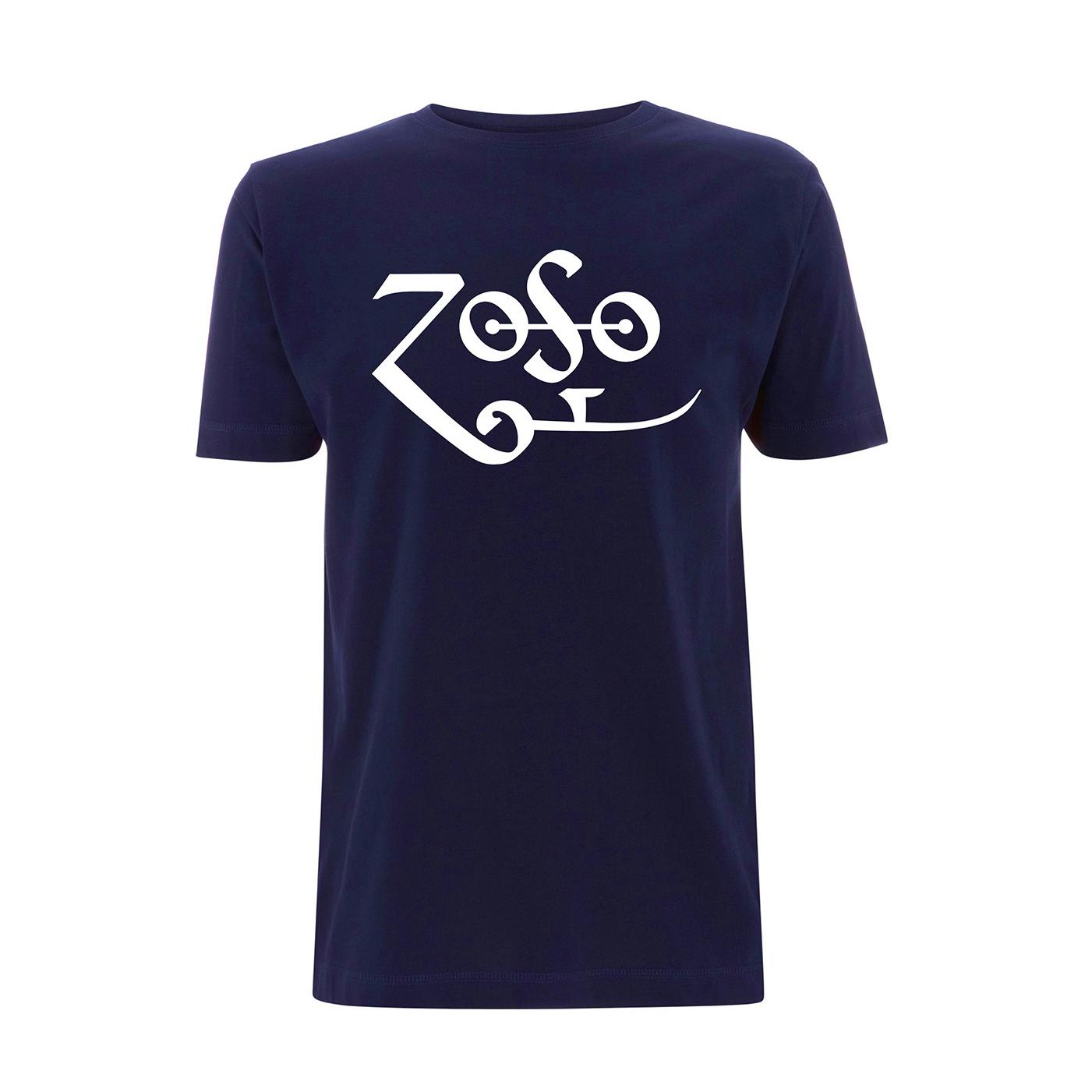 Classic Zoso T-Shirt (Navy)