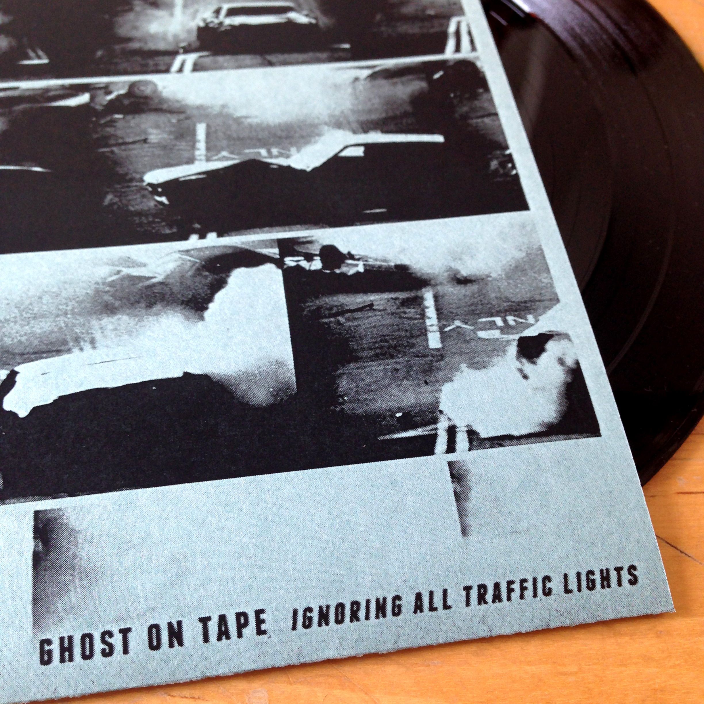 Ghost On Tape - Ignoring all traffic lights