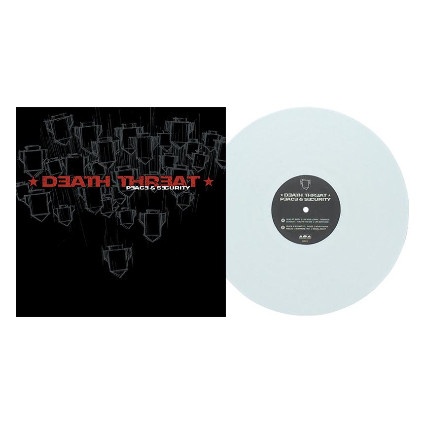 Buy Death Threat Peace Amp Security At Bridge Nine Records