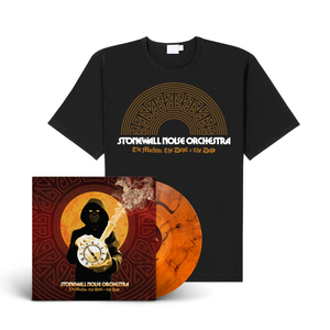 Stonewall Noise Orchestra - The Machine, The Devil & The Dope (Vinyl+CD+shirt Bundle)