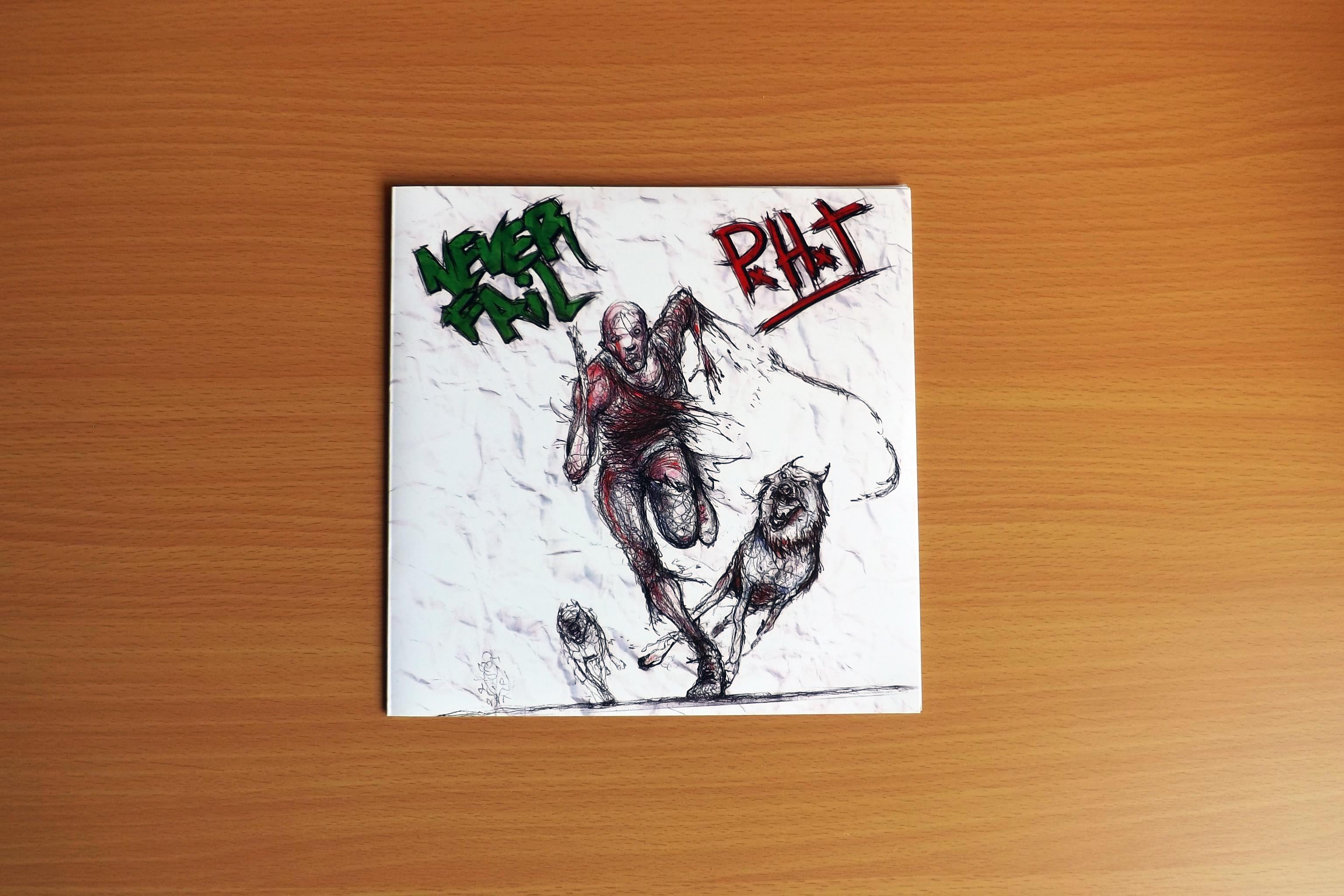 NEVER FAIL & PxHxT - Split 7