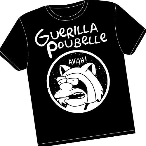 Guerilla Poubelle - TS Nelson