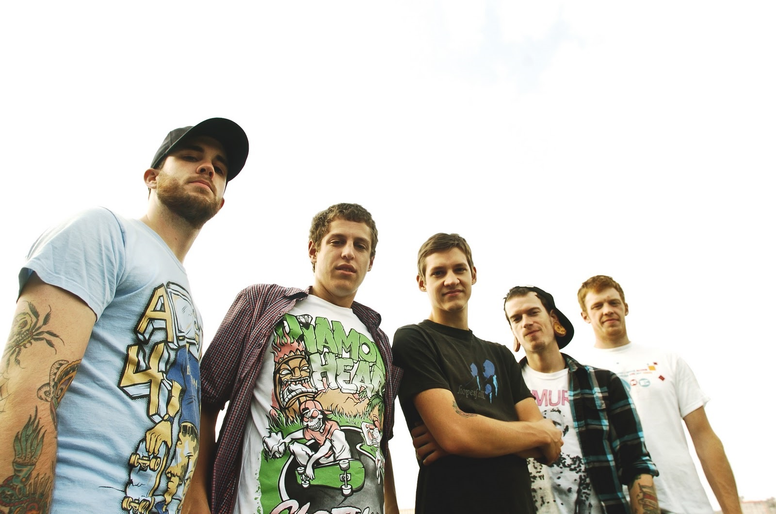 Such Gold is a melodic hardcore/punk band from Rochester, New York. Such  Gold formed officially in 2009, and self-released