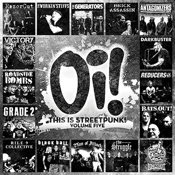 Oi! This is Streetpunk Volume Five 12