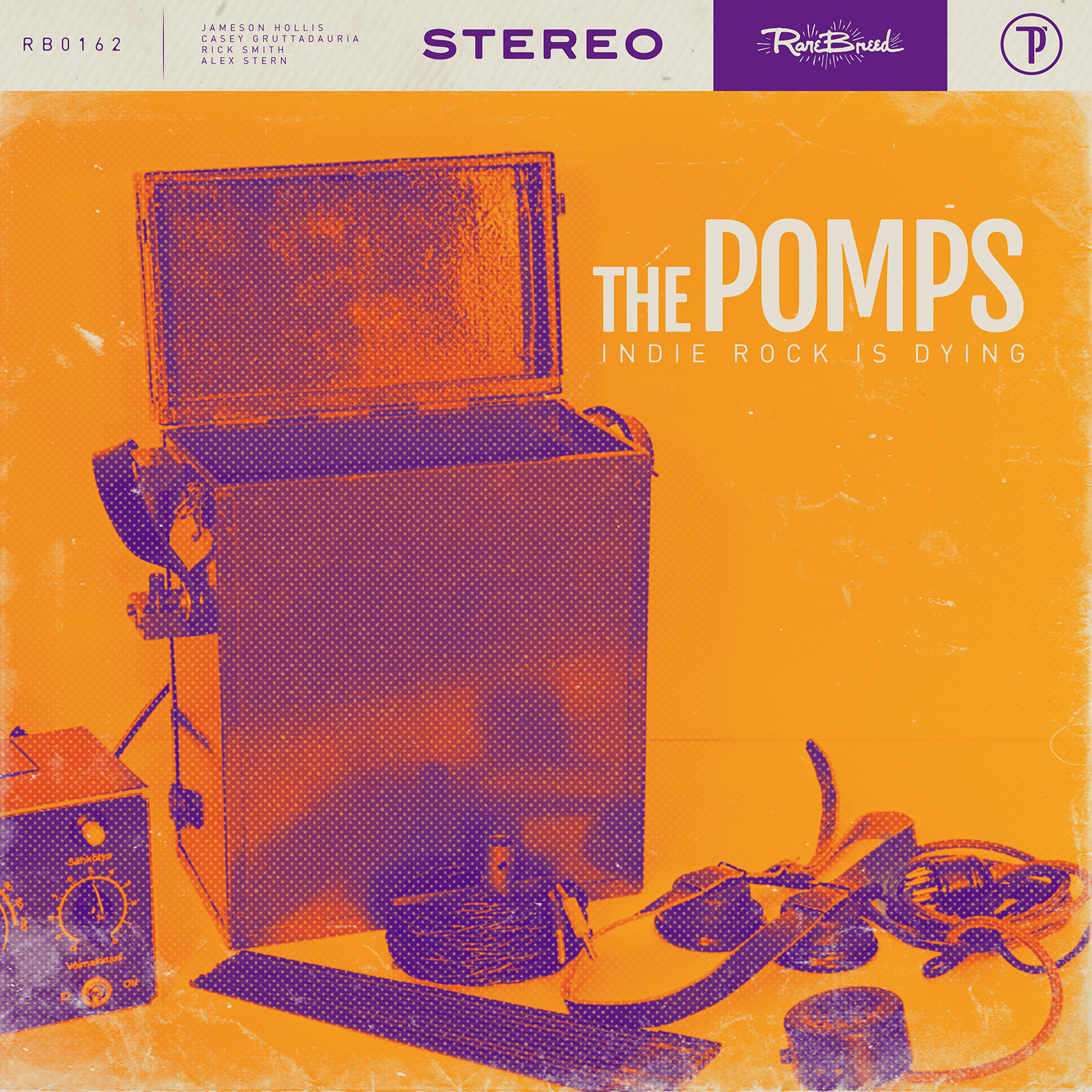 The Pomps - Indie Rock is Dying