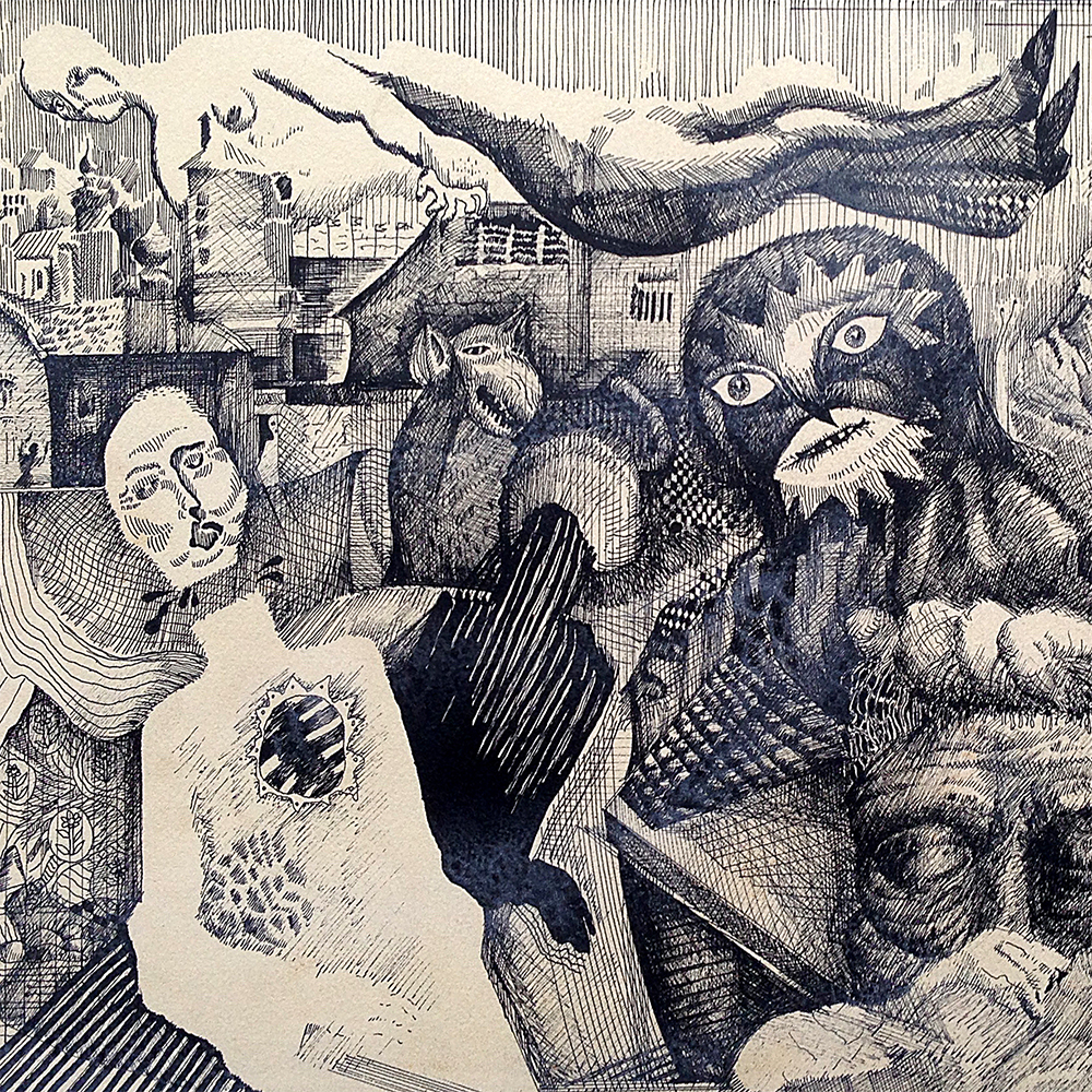 MeWithoutYou - Pale Horses LP (Big Scary Monsters)